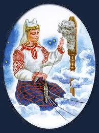 нить судьбы в женской руке (2)